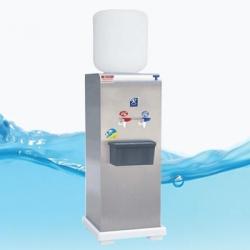 1.2 ตู้ทำน้ำเย็น - น้ำร้อน แบบถังคว่ำ ทรงโค้ง
